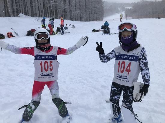 栃木スキー連盟の大会|ハンターマウンテン塩原のクチコミ画像