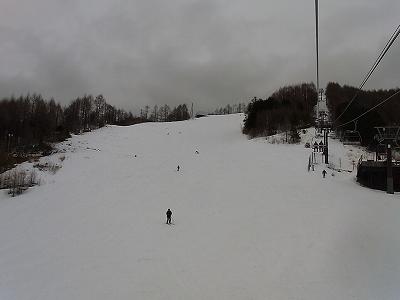 まだまだ雪がありました|信州松本 野麦峠スキー場のクチコミ画像