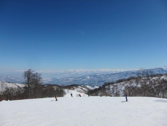 2013/03/17(日) 長野県野沢温泉スキー場の速報 野沢温泉スキー場のクチコミ画像