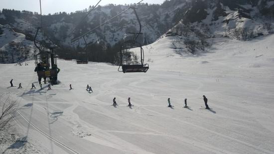まだまだ滑れます 湯沢中里スノーリゾートのクチコミ画像2