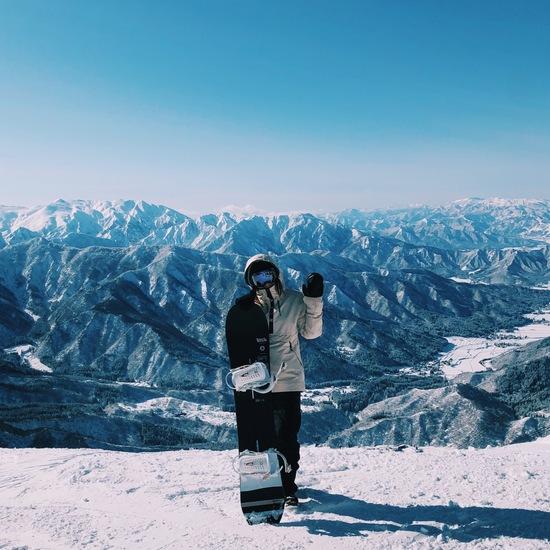 朝イチ最高!!|六日町八海山スキー場のクチコミ画像