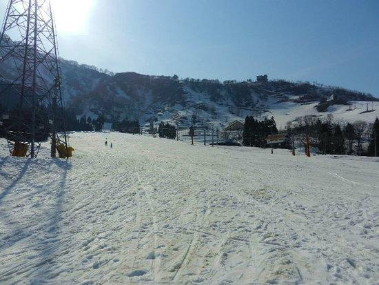 広大なスキー場です。|石打丸山スキー場のクチコミ画像