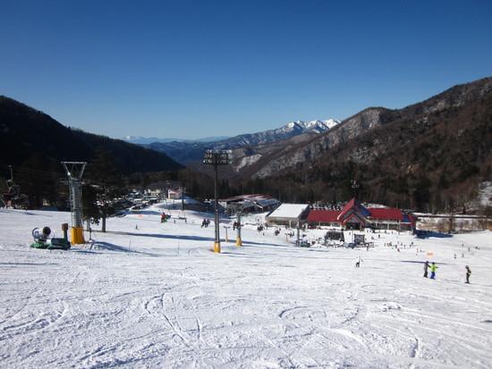 2017シーズン初滑り|丸沼高原スキー場のクチコミ画像
