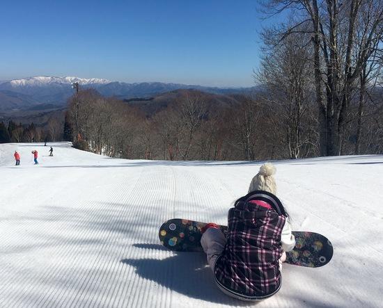 まだまだ滑りたい!!|ホワイトピアたかすのクチコミ画像
