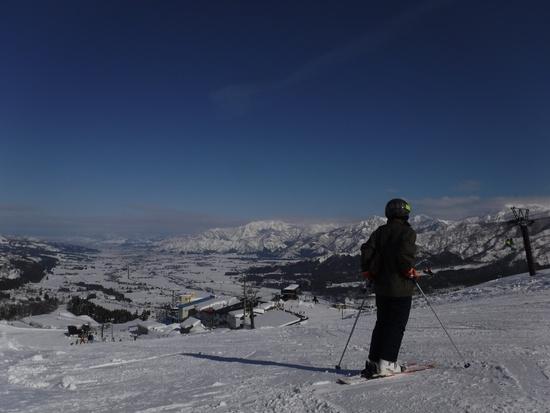1月の天気?|石打丸山スキー場のクチコミ画像