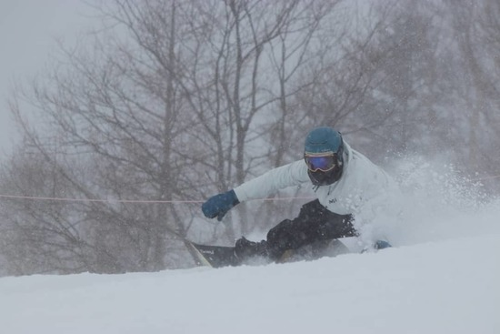 ゲレンデとは思えないホタルストリート 星野リゾート トマム スキー場のクチコミ画像2