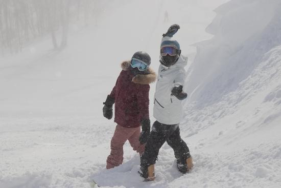 ゲレンデとは思えないホタルストリート 星野リゾート トマム スキー場のクチコミ画像3