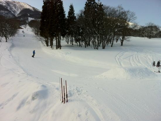 春のパーク|赤倉観光リゾートスキー場のクチコミ画像