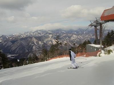 曇りがち|信州松本 野麦峠スキー場のクチコミ画像