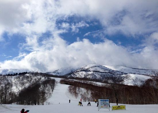 春スキーに良いスキー場です|かぐらスキー場のクチコミ画像