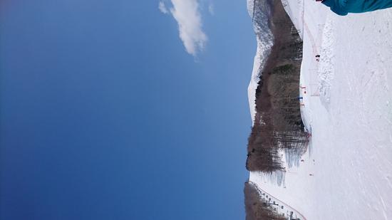 晴れたら、この景色 箕輪スキー場のクチコミ画像2