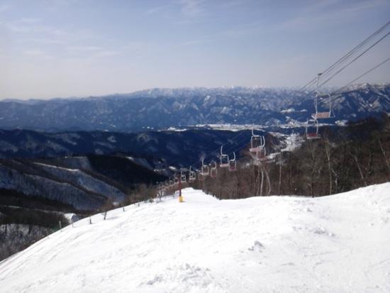 平日、超お得! しらおスキー場のクチコミ画像