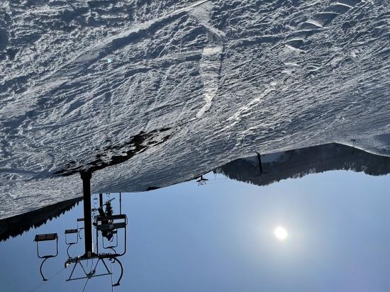 太陽とゲレンデ|おじろスキー場のクチコミ画像