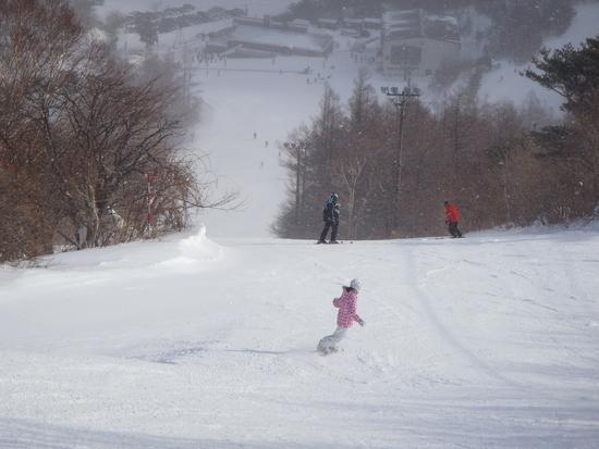 今シーズンはゴンドラが動かない。 残念! でも楽しかった|あだたら高原スキー場のクチコミ画像