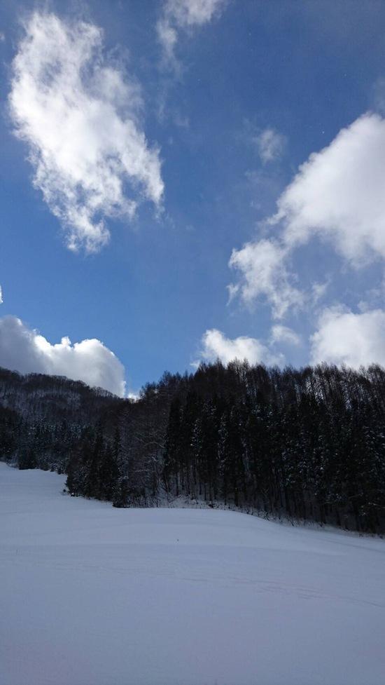 安定の早期オープン|たんばらスキーパークのクチコミ画像