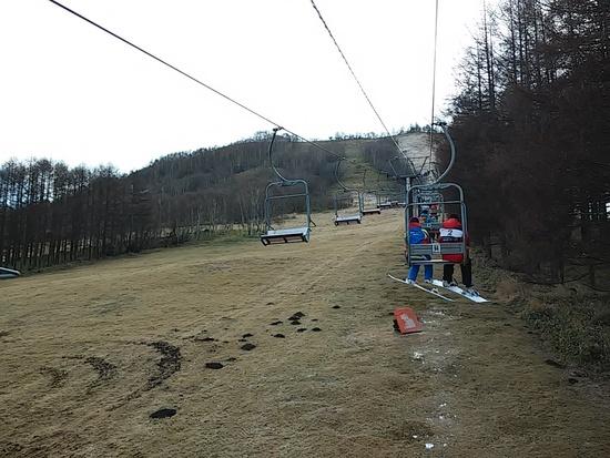ショートスキーの初乗り しらかば2in1スキー場のクチコミ画像3