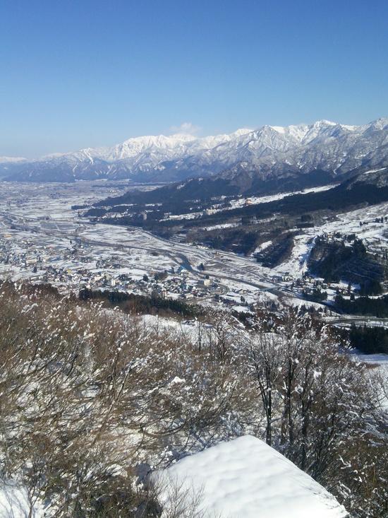 晴れたら最高|石打丸山スキー場のクチコミ画像