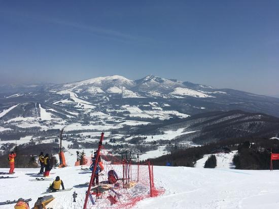 町全体がスキー場 菅平パインビークスキー場のクチコミ画像