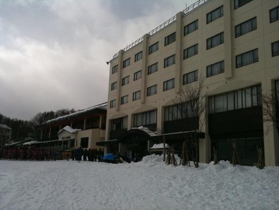 サンバード|水上高原・奥利根温泉 藤原スキー場のクチコミ画像