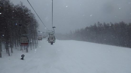 山の天気は変わりやすいとは言いますが、、、|湯の丸スキー場のクチコミ画像