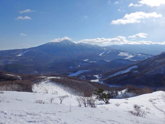 山頂からの眺めが抜群でした|ブランシュたかやまスキーリゾートのクチコミ画像