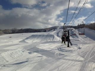 パークが楽しい|会津高原南郷スキー場のクチコミ画像
