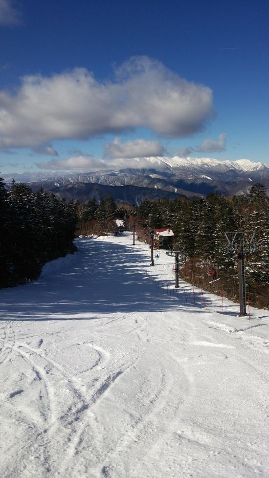 リフト待ち無し|信州松本 野麦峠スキー場のクチコミ画像
