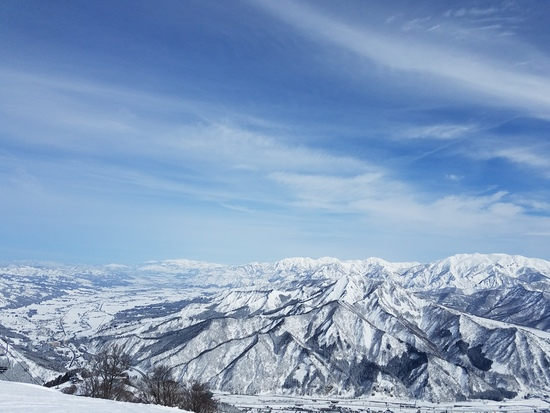 CGのような景色 湯沢高原スキー場のクチコミ画像