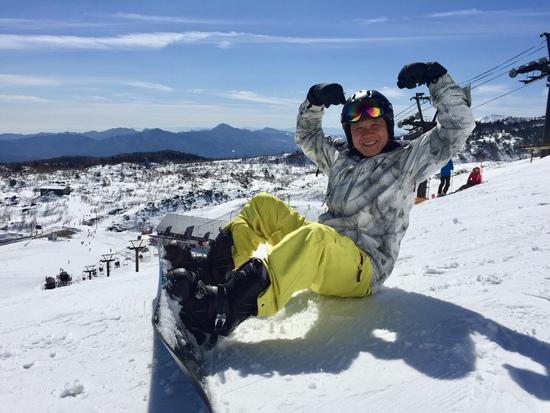 雪ザル|草津温泉スキー場のクチコミ画像1