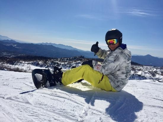 雪ザル|草津温泉スキー場のクチコミ画像2
