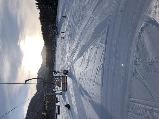 北志賀高原小丸山スキー場のフォトギャラリー1