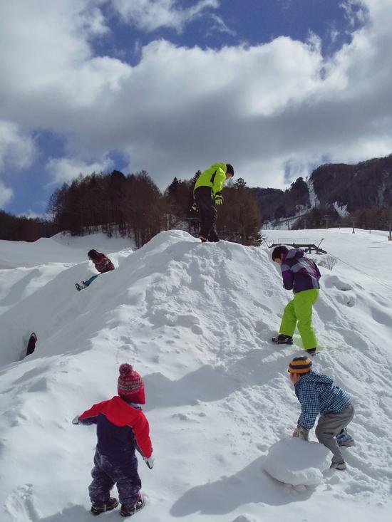 誰よりも高く!|丸沼高原スキー場のクチコミ画像