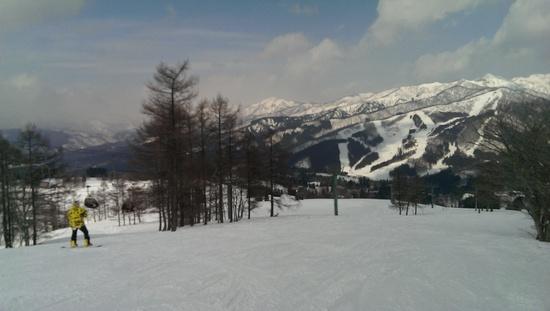 天候と相談して行くべしなスキー場|スノーウェーブパーク白鳥高原のクチコミ画像