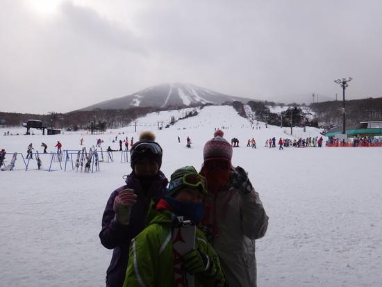 シーズン突入!! コンディション最高!! 安比高原スキー場のクチコミ画像