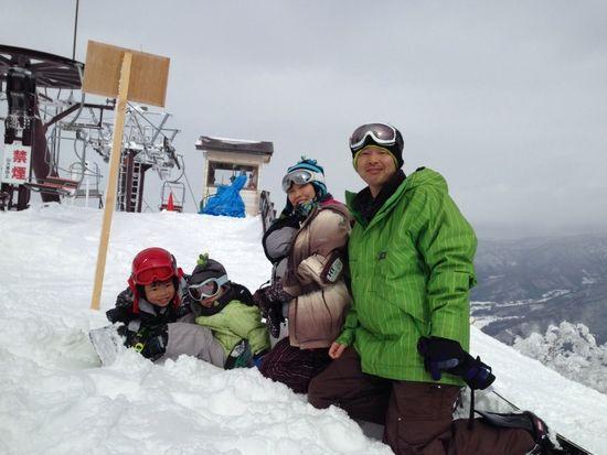 宝探し|北信州 木島平スキー場のクチコミ画像