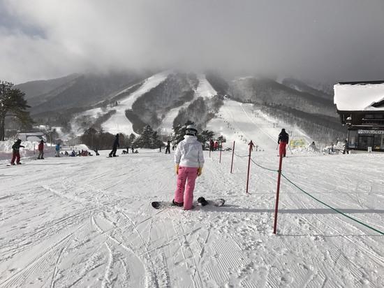 最高!! 斑尾高原スキー場のクチコミ画像2