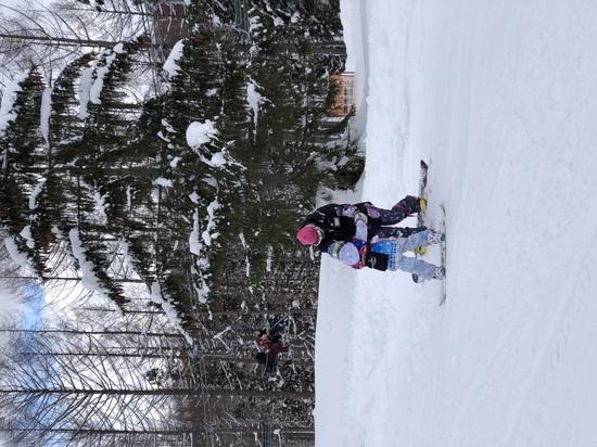 ずっと滑っていたい!|水上宝台樹スキー場のクチコミ画像
