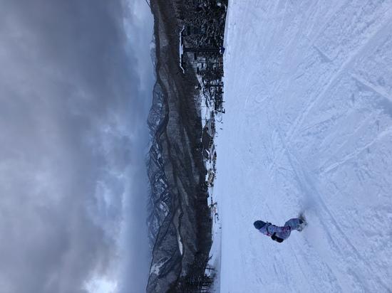 ずっと滑っていたい!|水上宝台樹スキー場のクチコミ画像2