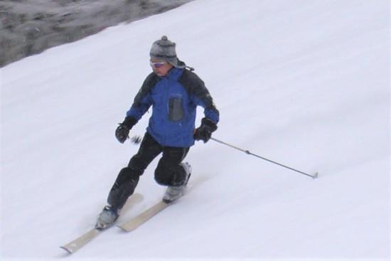 石が消えて|信州松本 野麦峠スキー場のクチコミ画像