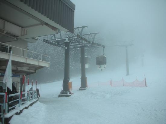 新雪は良いね|野沢温泉スキー場のクチコミ画像