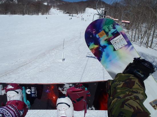 借りた板|たんばらスキーパークのクチコミ画像