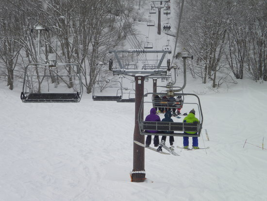今年は雪が一杯です|白馬八方尾根スキー場のクチコミ画像