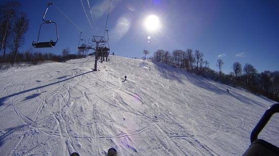 全面滑走可能 奥只見丸山スキー場のクチコミ画像