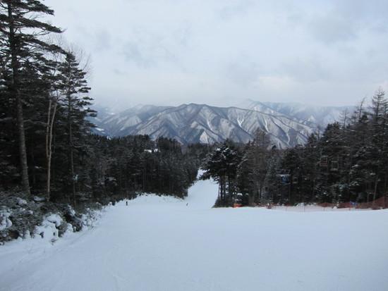 今日の野麦峠(1/21)|信州松本 野麦峠スキー場のクチコミ画像