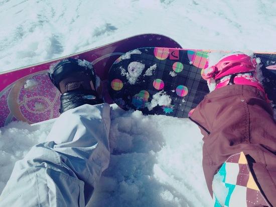マイホームゲレンデ!|おじろスキー場のクチコミ画像2