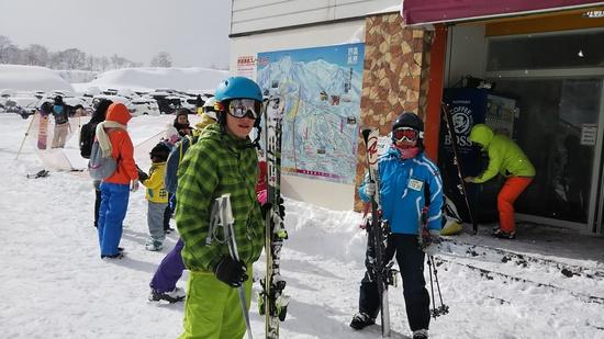 ロングクルーズ&コブ|赤倉観光リゾートスキー場のクチコミ画像3
