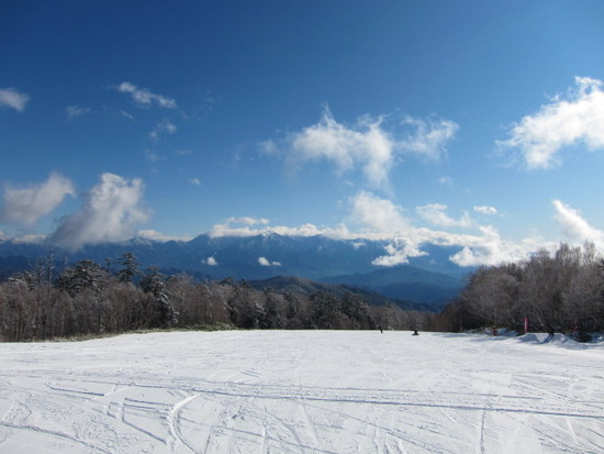 2012/12/23(日) 長野県おんたけ2240スキー場の速報|Ontake2240のクチコミ画像