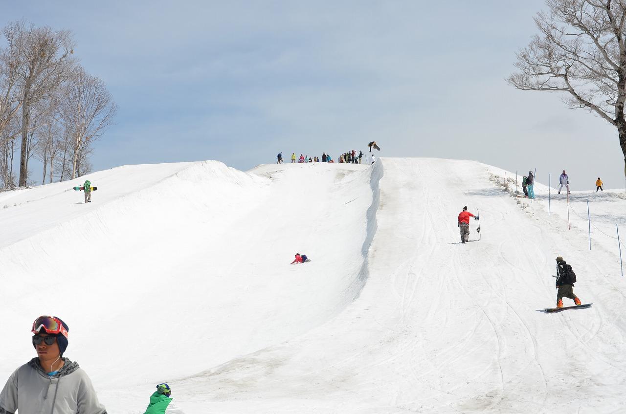 今シーズン滑り収め!! 奥只見丸山スキー場のクチコミ画像