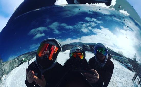 4人で来ました|斑尾高原スキー場のクチコミ画像