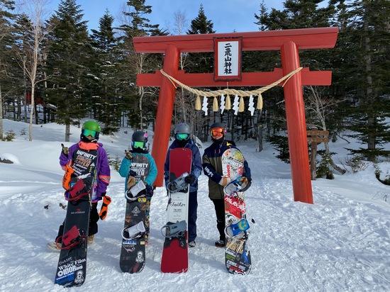 丸沼高原スキー場で初詣|丸沼高原スキー場のクチコミ画像